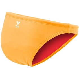 TYR Solid Mini Bikini Bottom Women fluo orange
